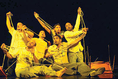 من المسرح السعودي